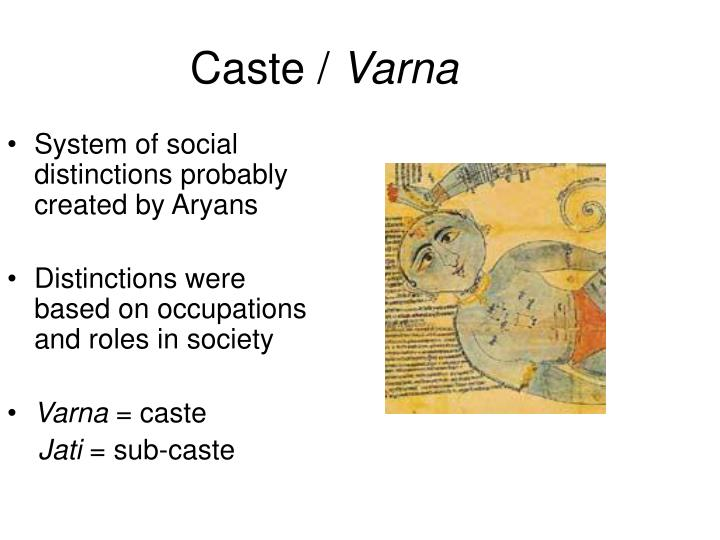 Caste /
