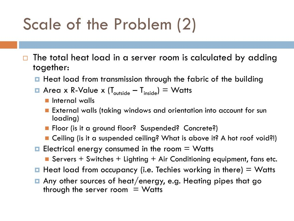 Scale of the Problem (2)