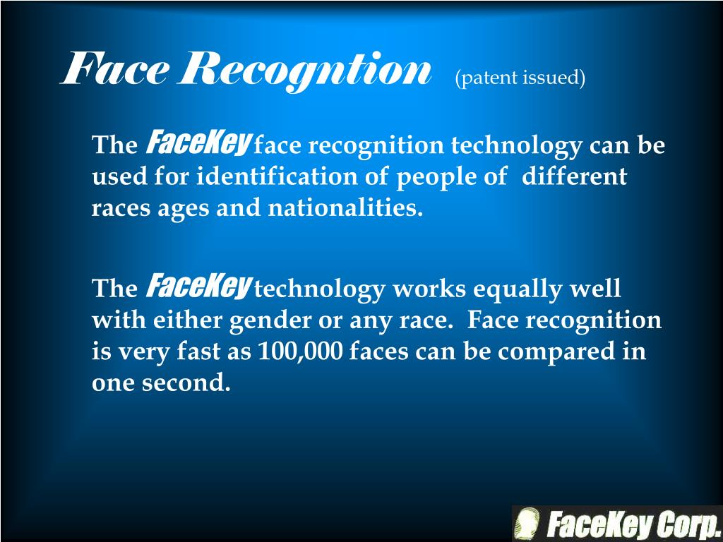 Face Recogntion