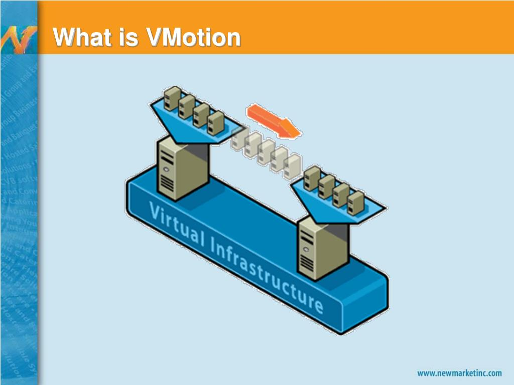 What is VMotion