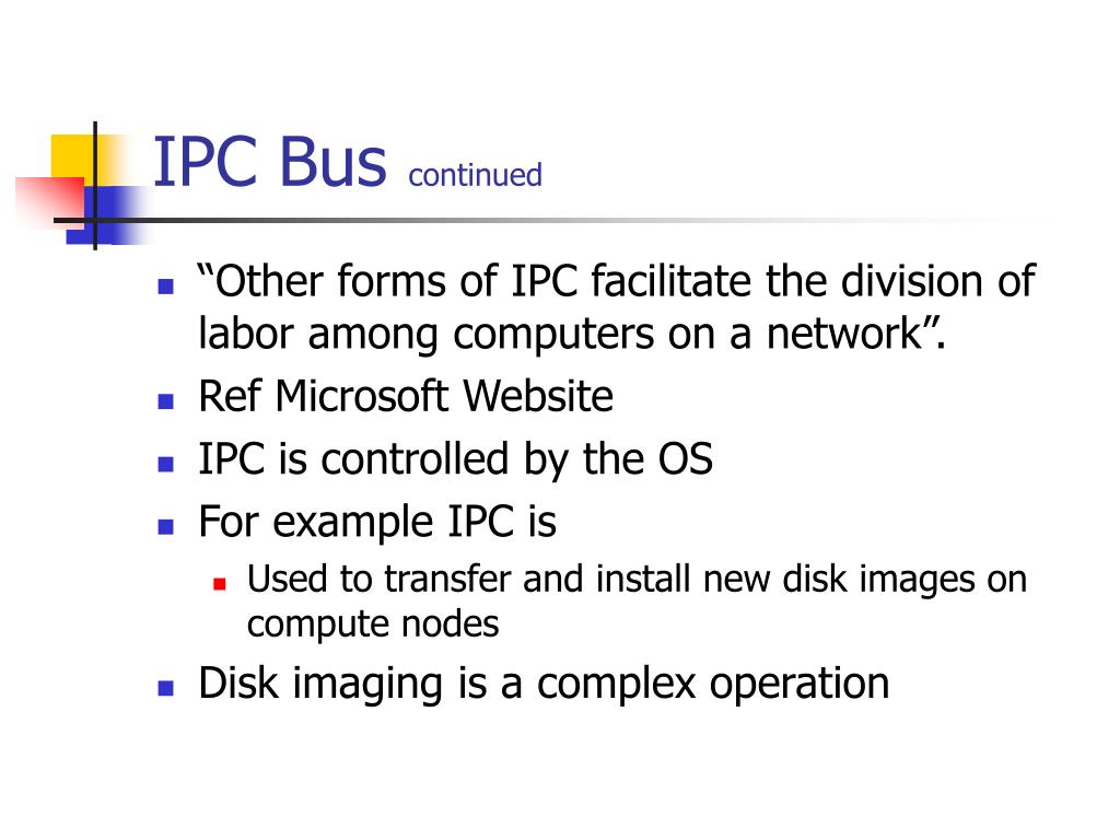 IPC Bus