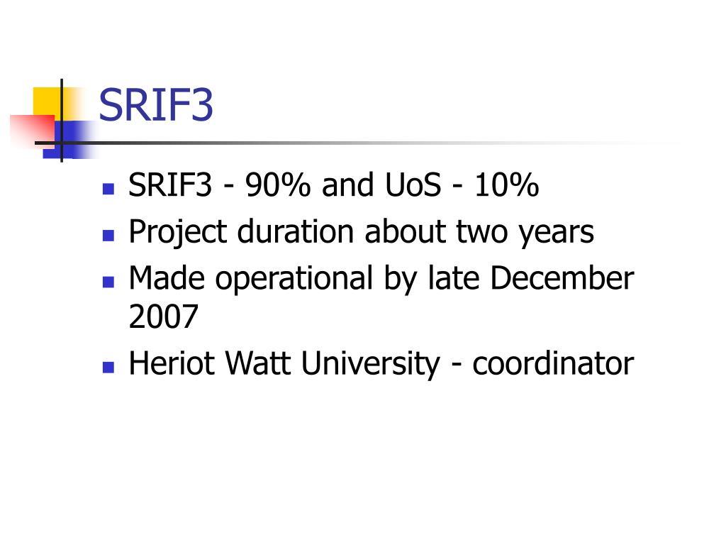 SRIF3