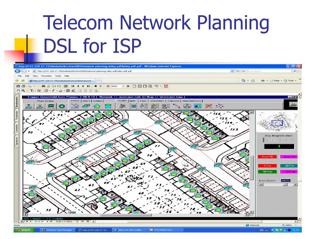 Telecom Network Planning