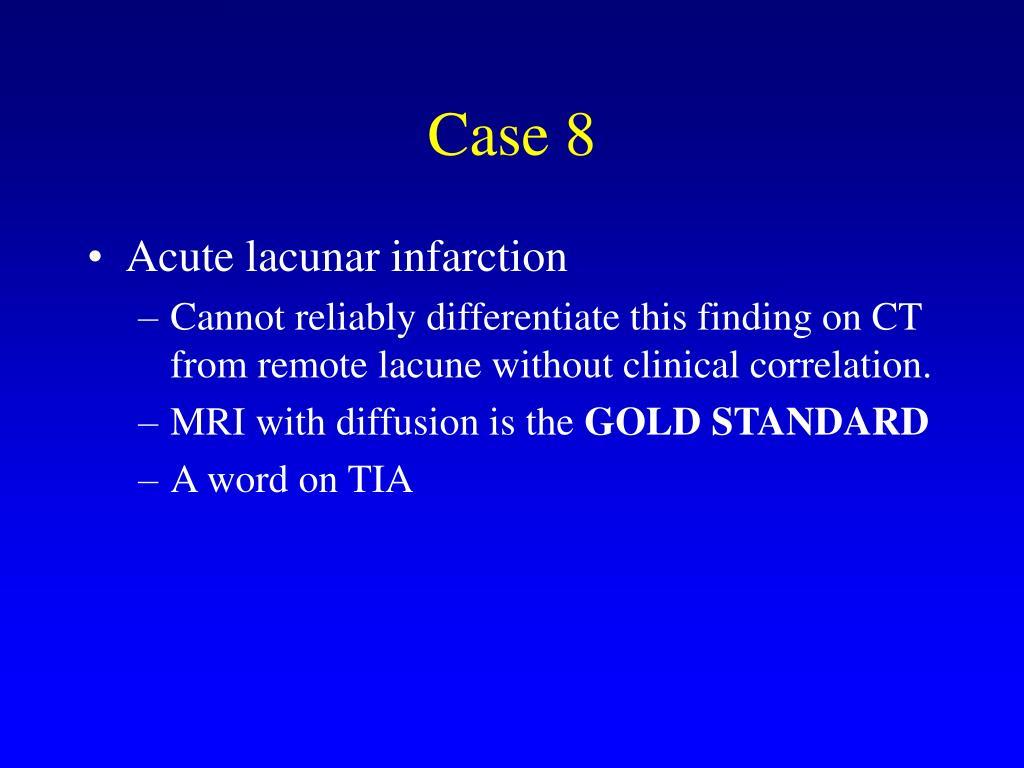 Case 8