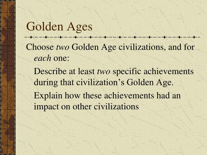 Golden Ages