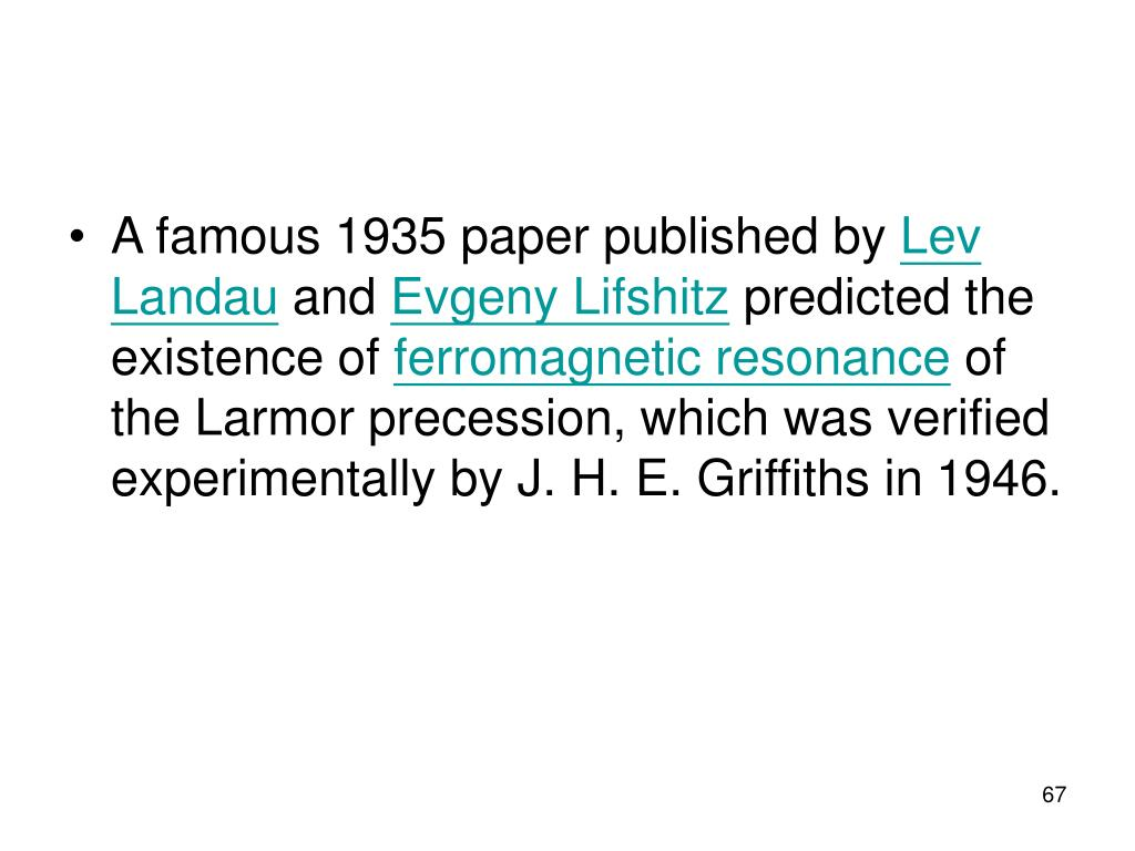 A famous 1935 paper published by