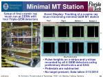 minimal mt station