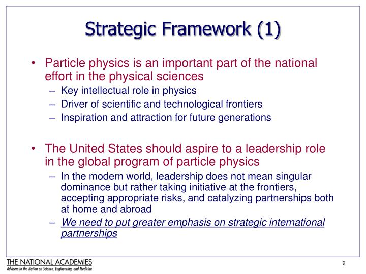 Strategic Framework (1)