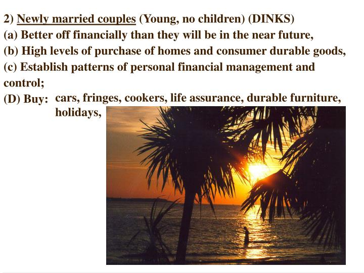 cars, fringes, cookers, life assurance, durable furniture, holidays,