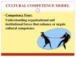 cultural competence model3