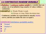 2 4 continuous random variable