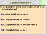 lecture exercise 41
