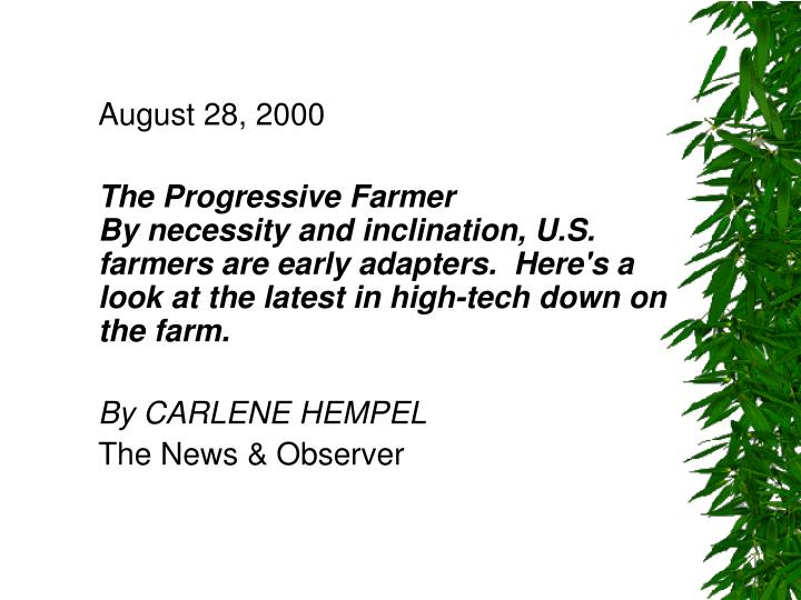 August 28, 2000