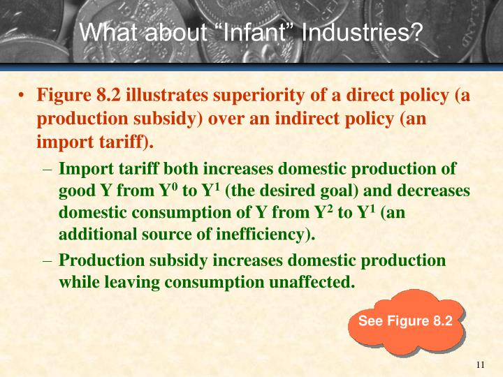 """What about """"Infant"""" Industries?"""
