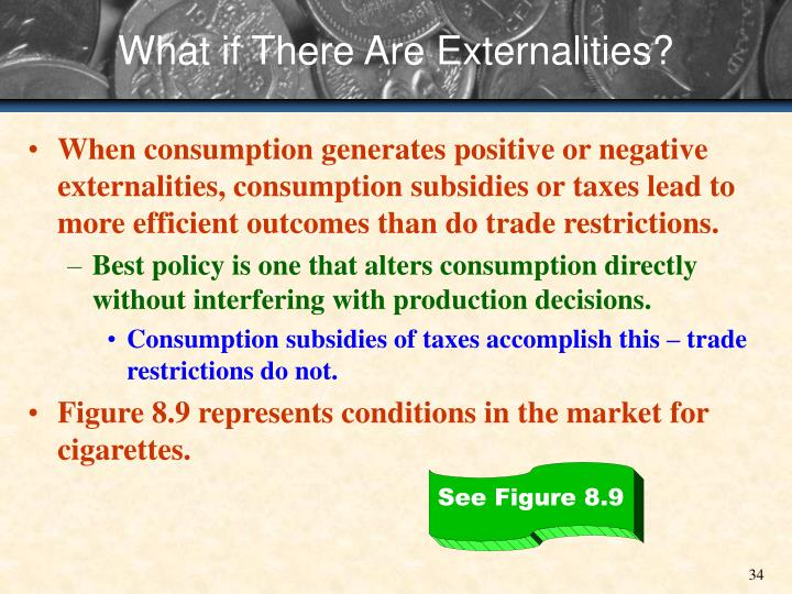 What if There Are Externalities?