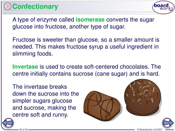Confectionary