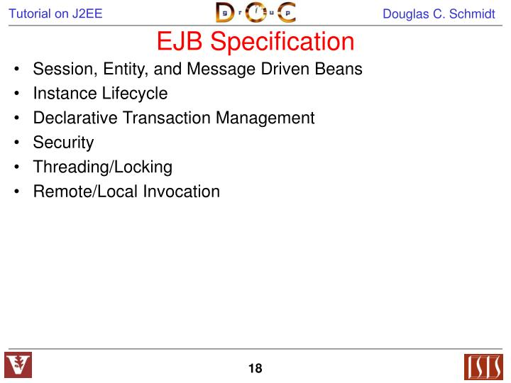 EJB Specification