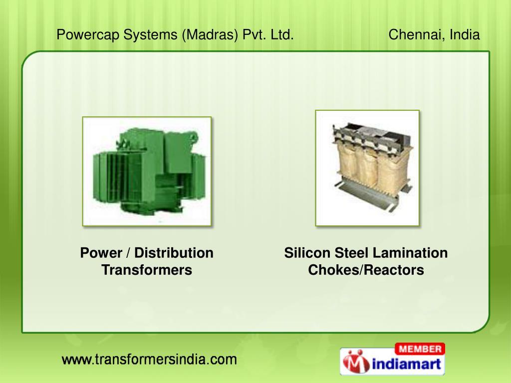Power / Distribution Transformers