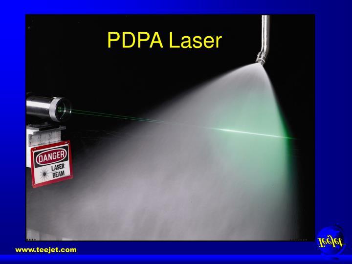 PDPA Laser
