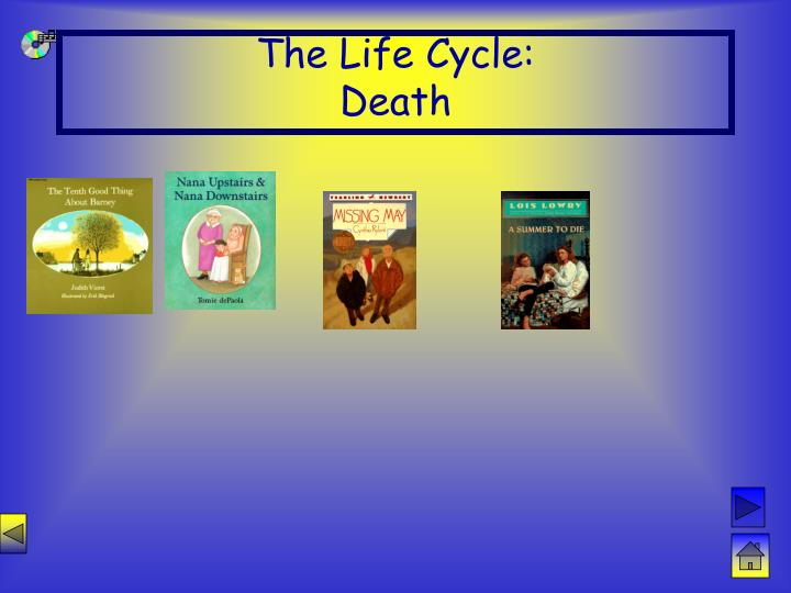 The Life Cycle: