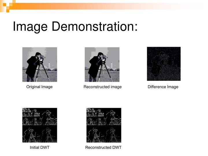 Image Demonstration: