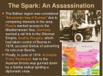 the spark an assassination