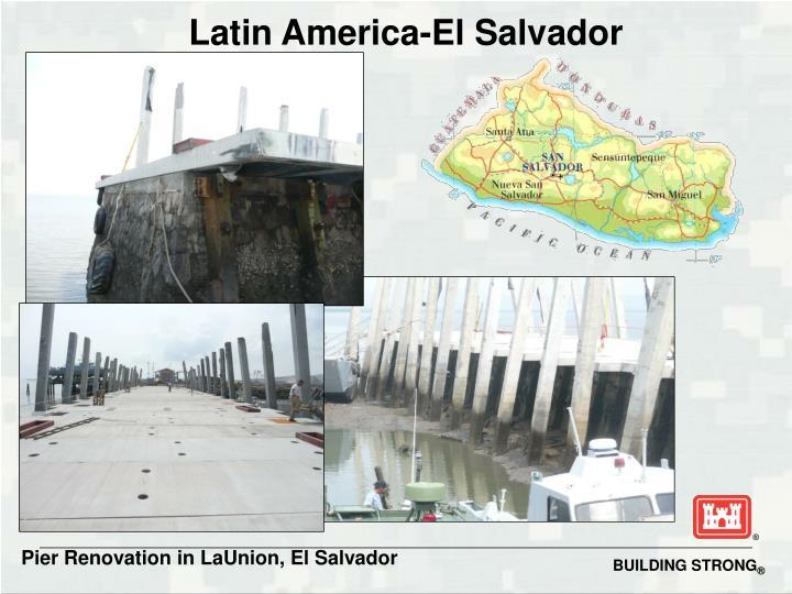 Latin America-El Salvador