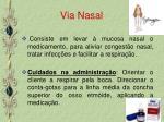 via nasal