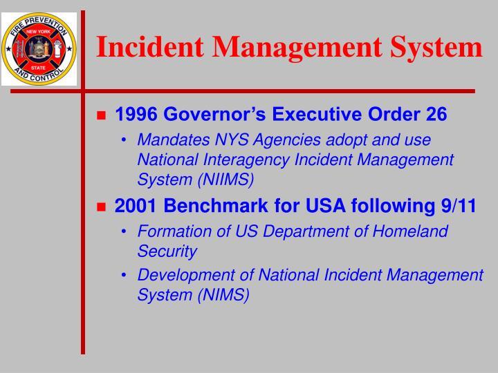 Incident Management System