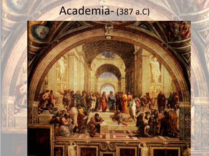 Academia-