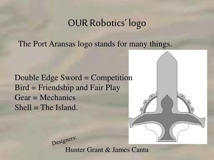 OUR Robotics' logo