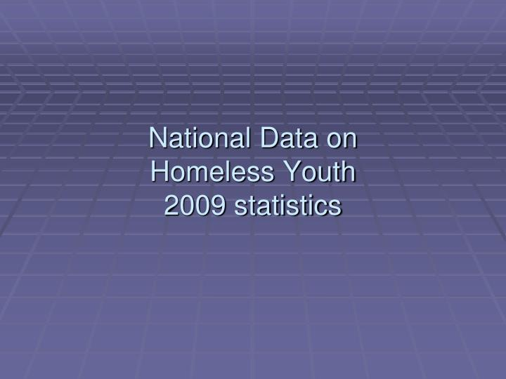 National Data on