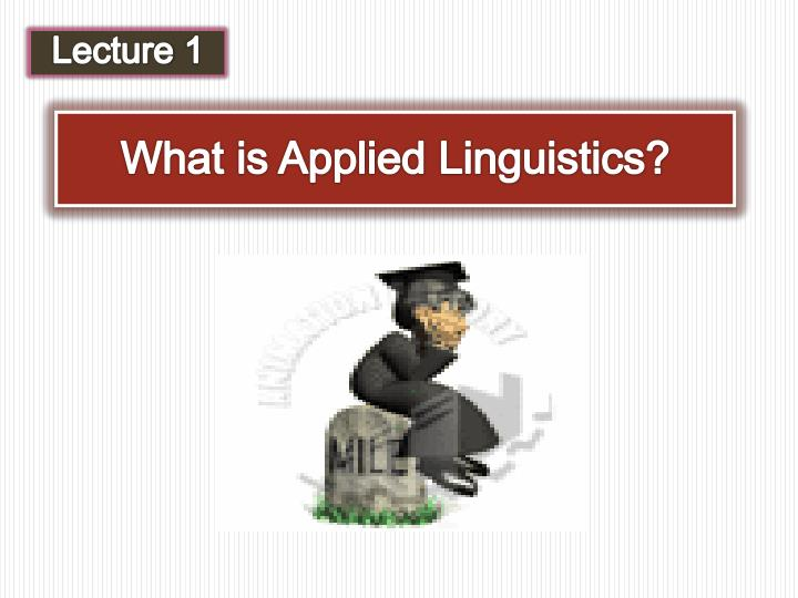 what is linguistics Linguistic definition is - of or relating to language or linguistics how to use linguistic in a sentence of or relating to language or linguistics.