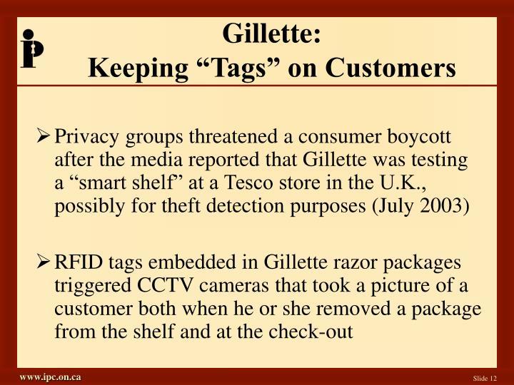 Gillette: