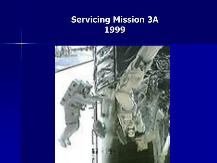 Servicing Mission 3A