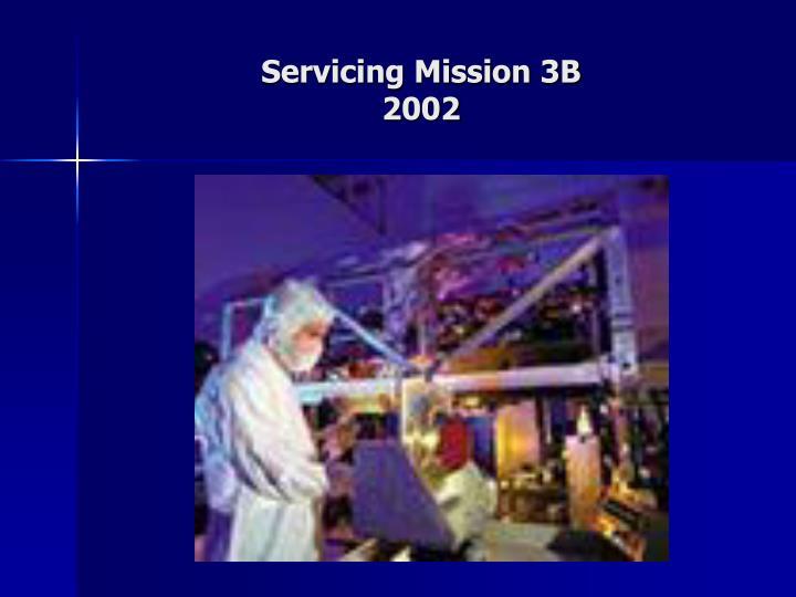 Servicing Mission 3B