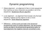 dynamic programming2