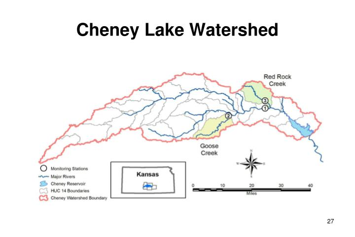 Cheney Lake Watershed