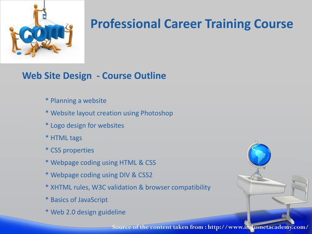 Professional Career Training