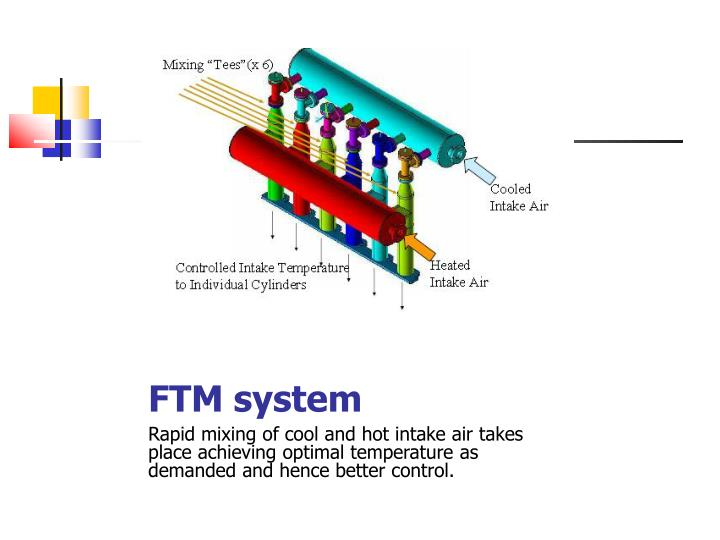 FTM system