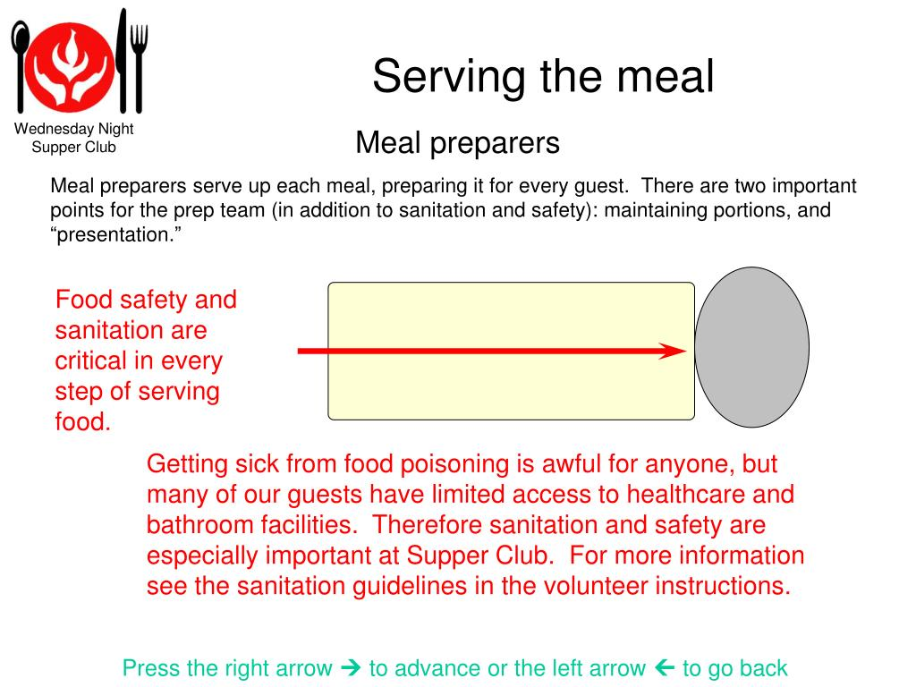 Meal preparers