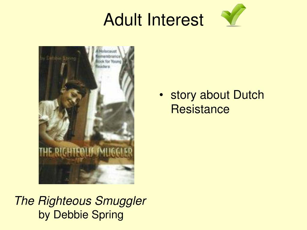 story about Dutch Resistance