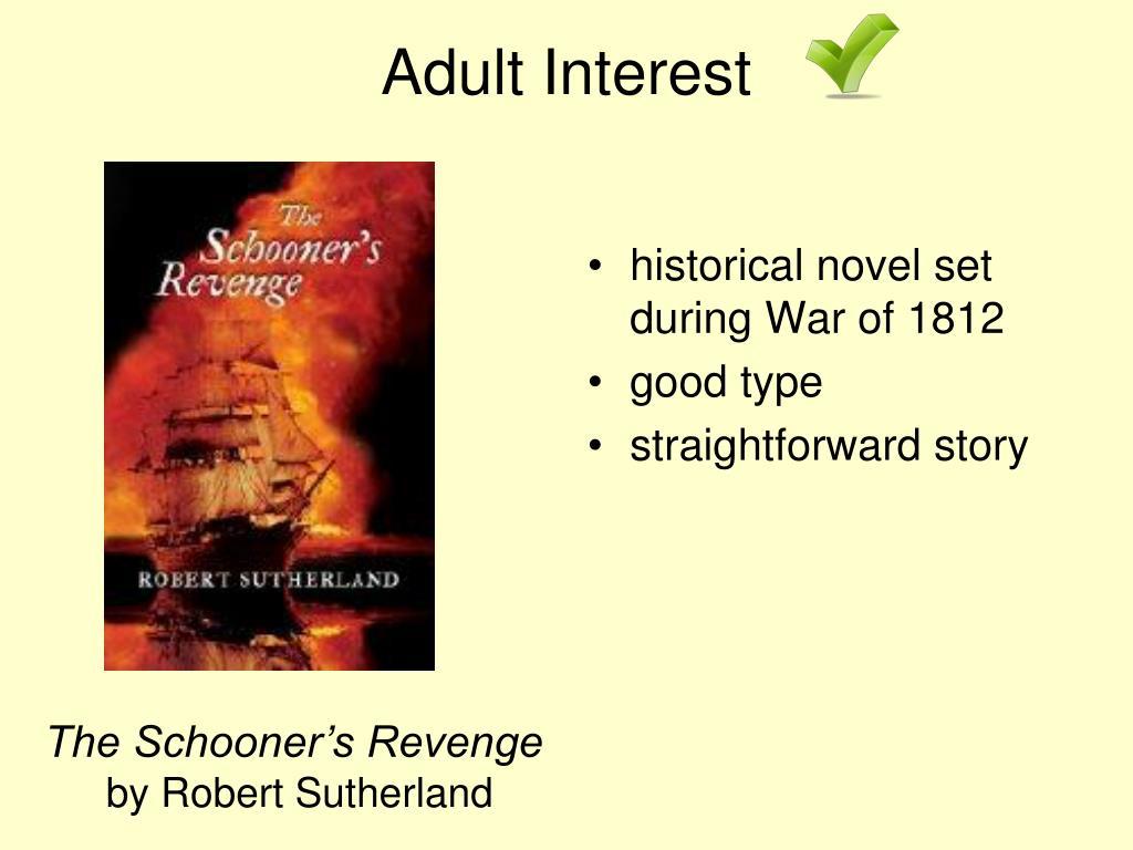 historical novel set during War of 1812