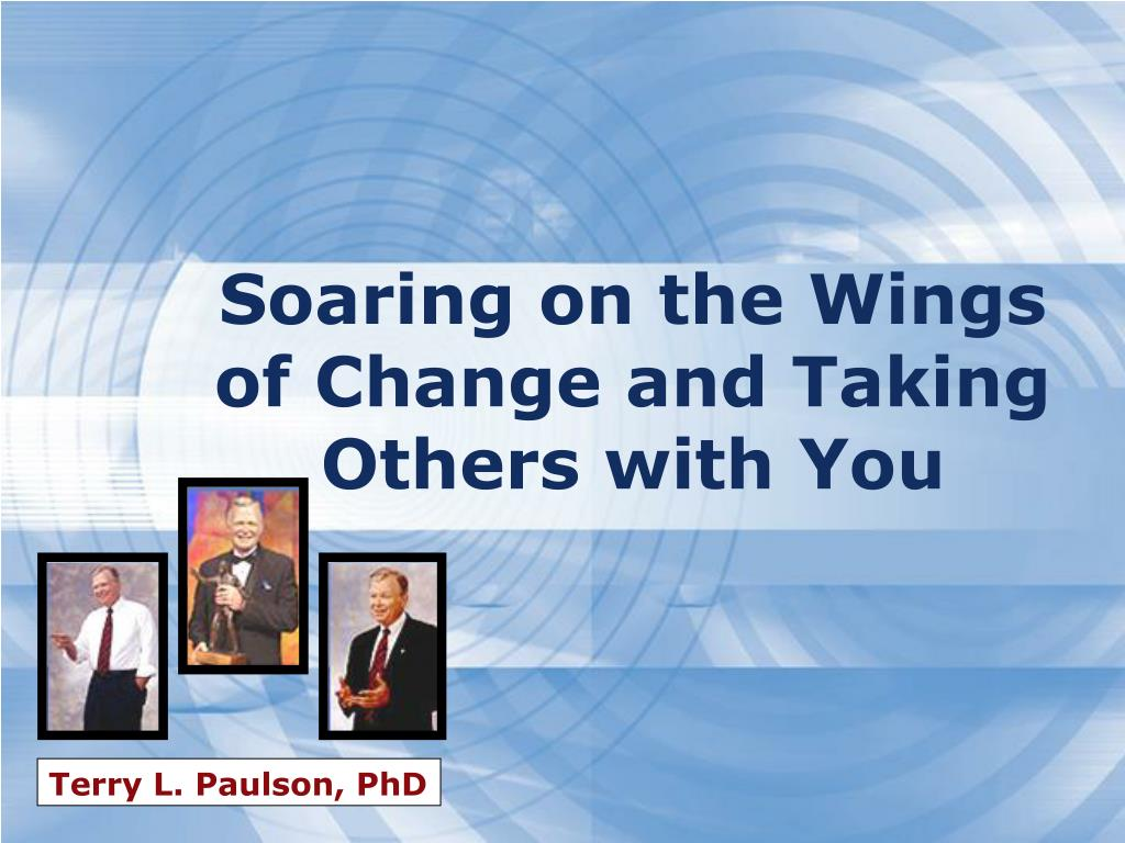 Terry L. Paulson, PhD