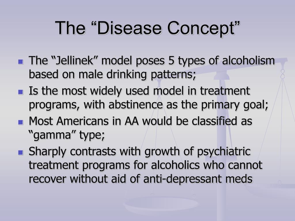 "The ""Disease Concept"""