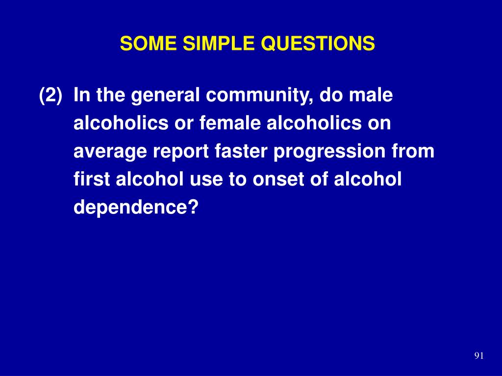 SOME SIMPLE QUESTIONS
