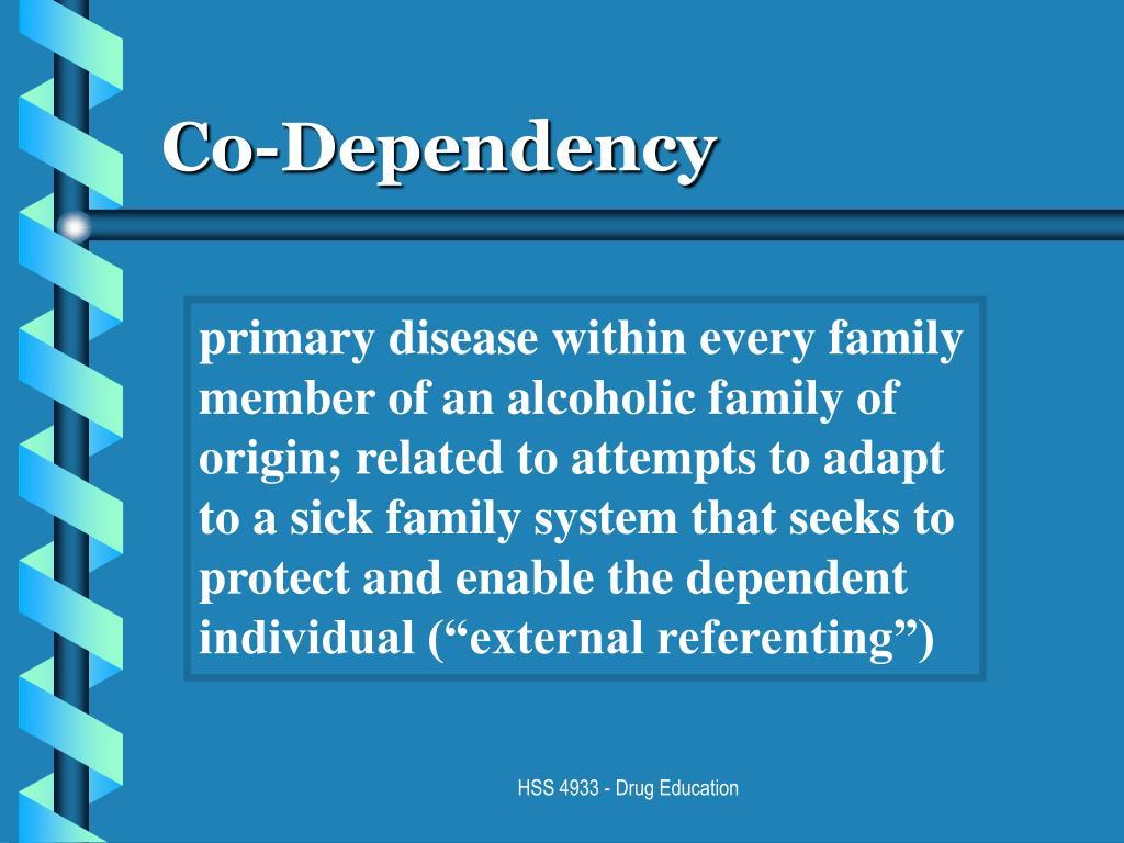 Co-Dependency