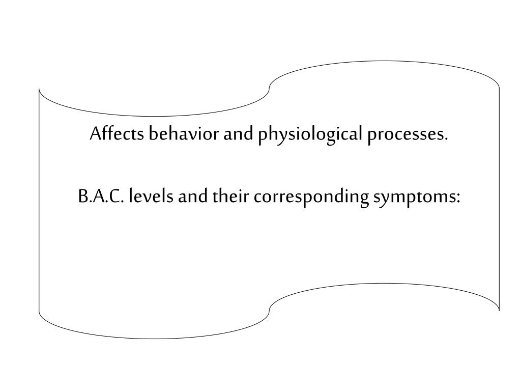 Affects behavior and physiological processes.