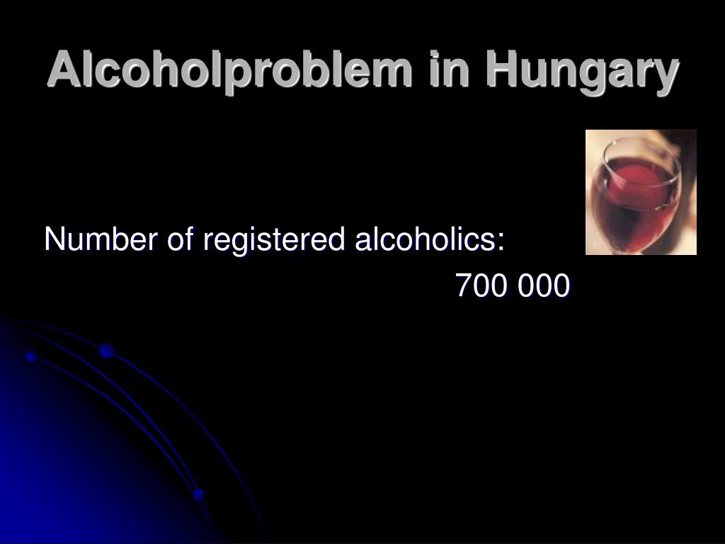 Alcoholproblem in Hungary