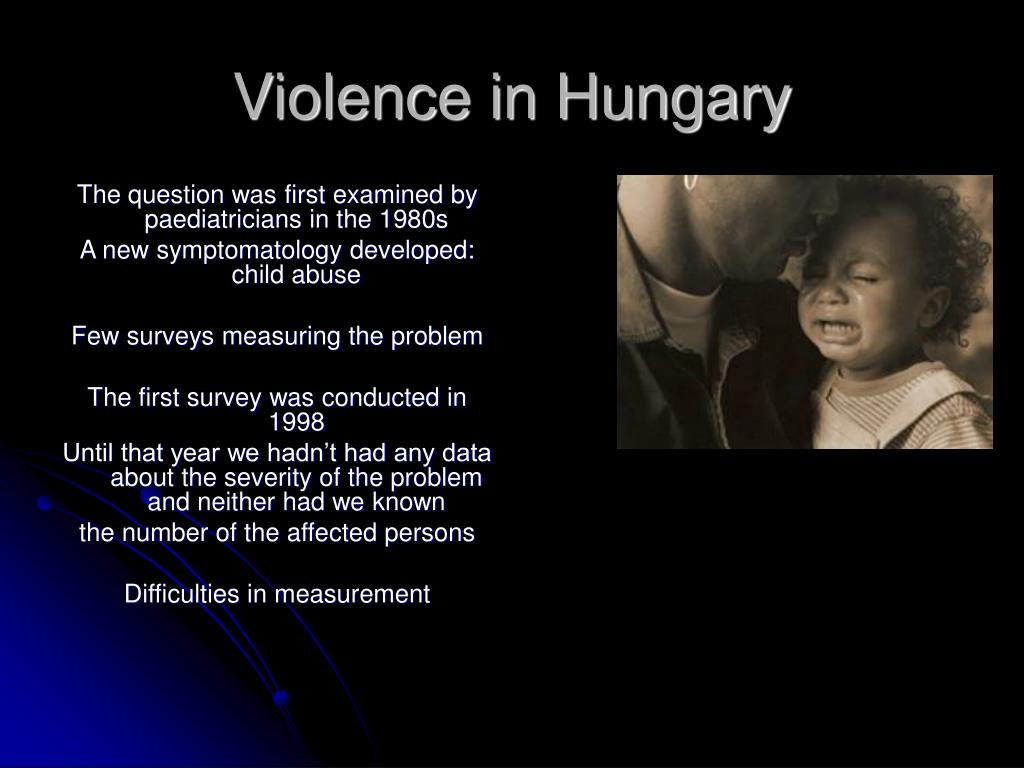 Violence in Hungary